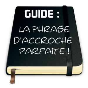 guide rencontre : phrase d'accroche