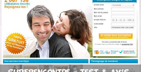 avis sur site de rencontre site pour les celibataire