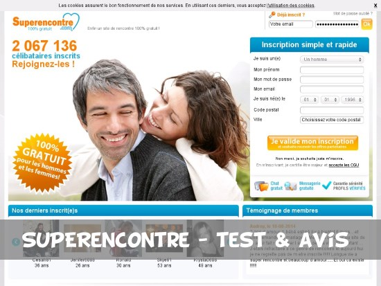 les sites de rencontres gratuit en france super rencontres