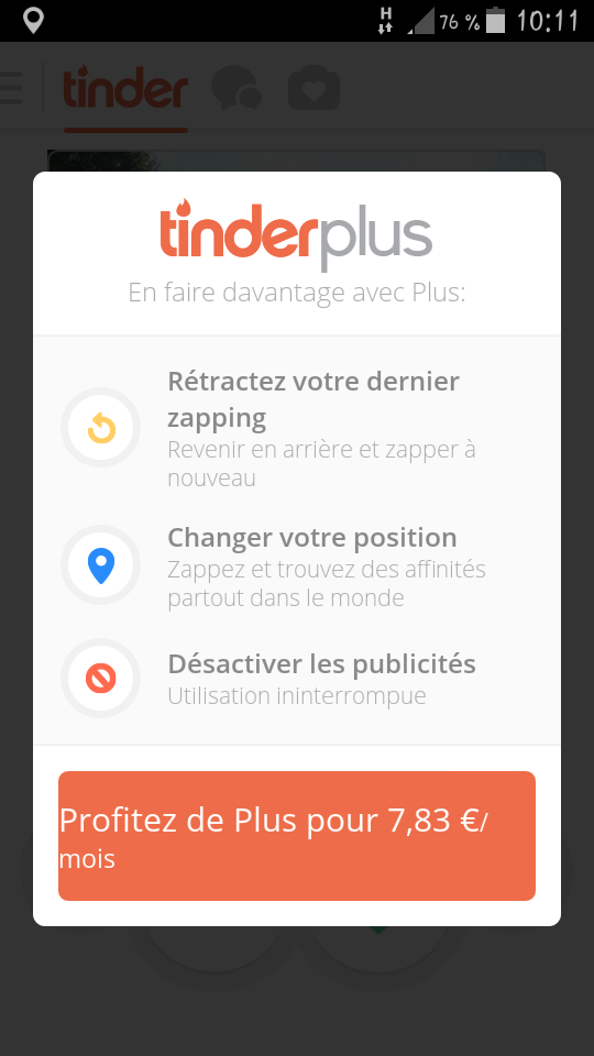 tinder avis test prix et explications. Black Bedroom Furniture Sets. Home Design Ideas