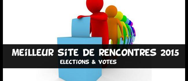 Élection du Meilleur Site de Rencontre 2015