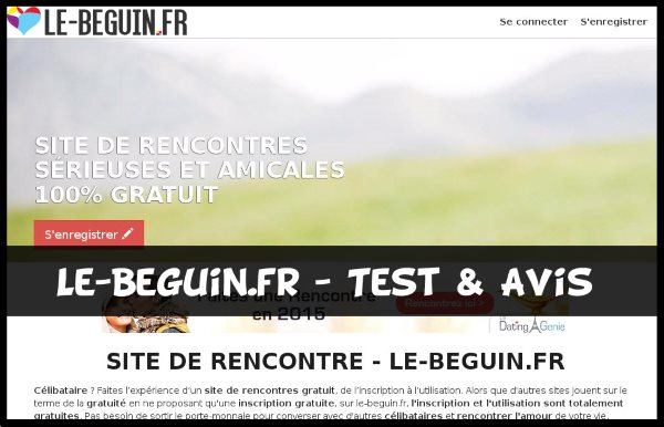 site de rencontre beguin fr