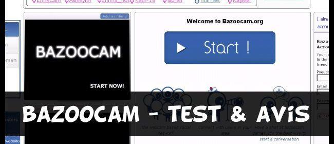 BazooCam Test Avis et Présentation