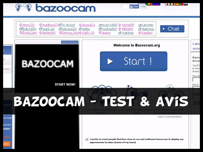 BazooCam - Test & Avis
