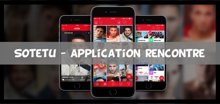 Application rencontre