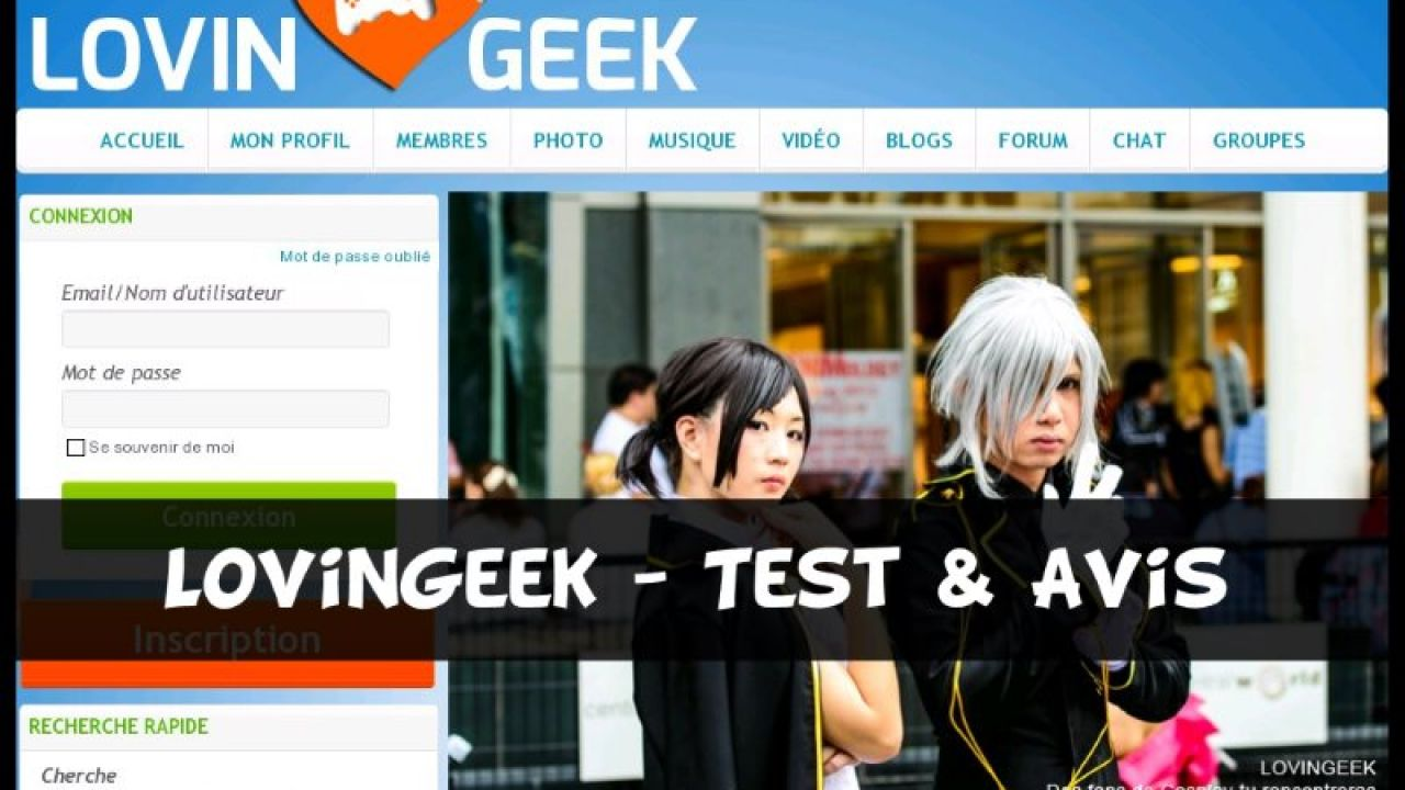 Geeks rencontres en ligne