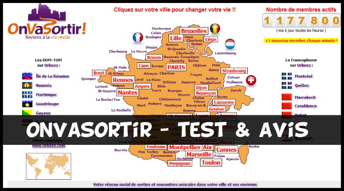 OnVaSortir - Test & Avis