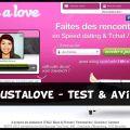 justalove - test & avis