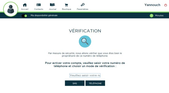 verification speed phoning