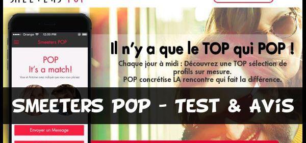 Smeeters POP - Test & Avis