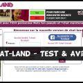 chat-land - test & avis