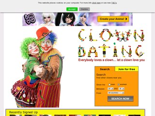 Clown Dating