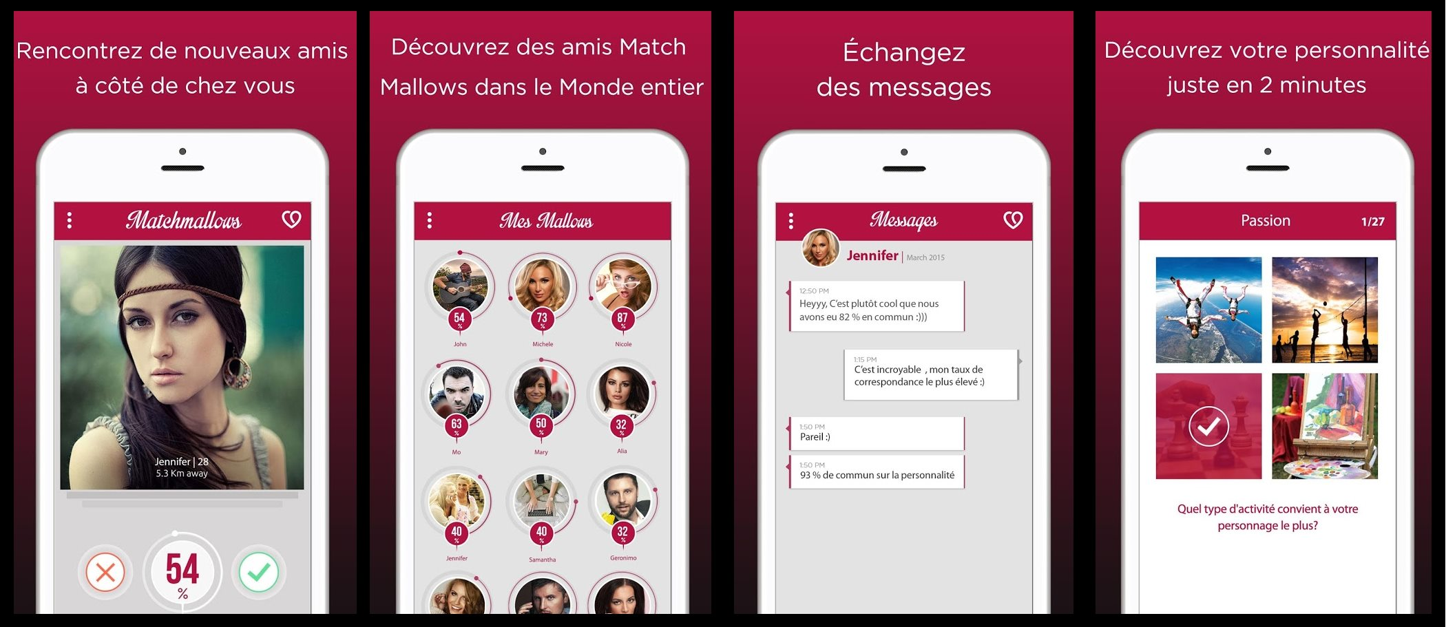 Application rencontre smartphone gratuite