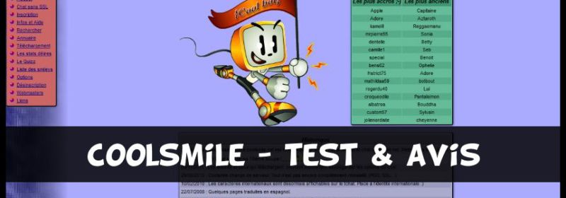 coolsmile - test & avis