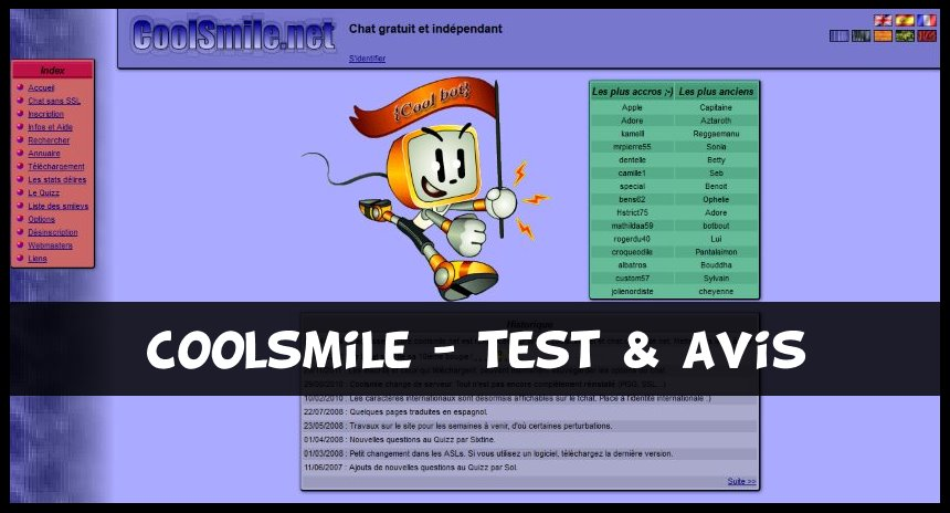 coolsmile - test & avis