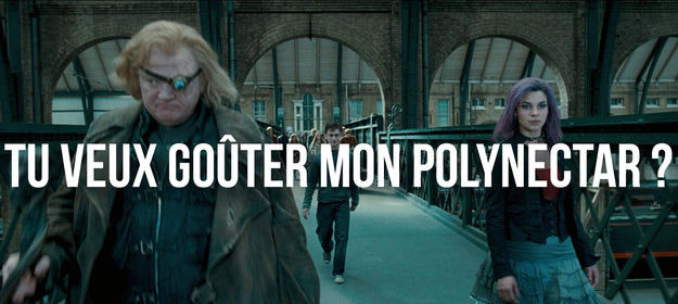 36 phrases de drague Harry Potter