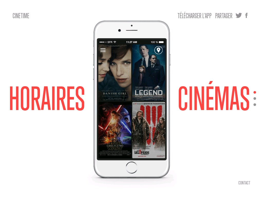 Cinetime - Test & Avis