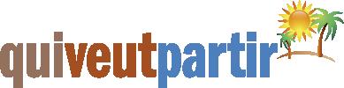 QuiVeutPartir - LOGO