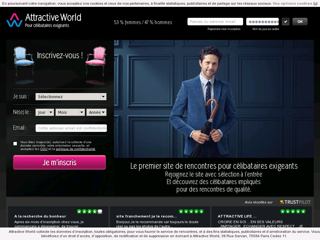 Attractive-World - Test & Avis