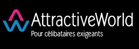 AttractiveWorld - LOGO