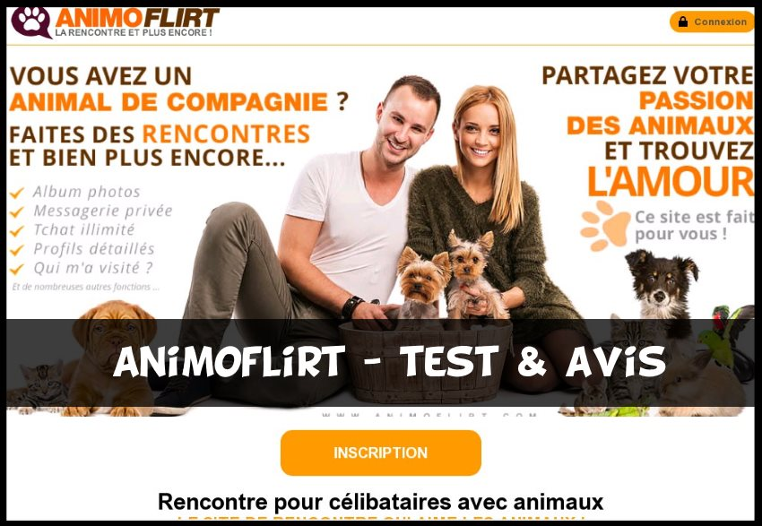 AnimoFlirt - Test & Avis