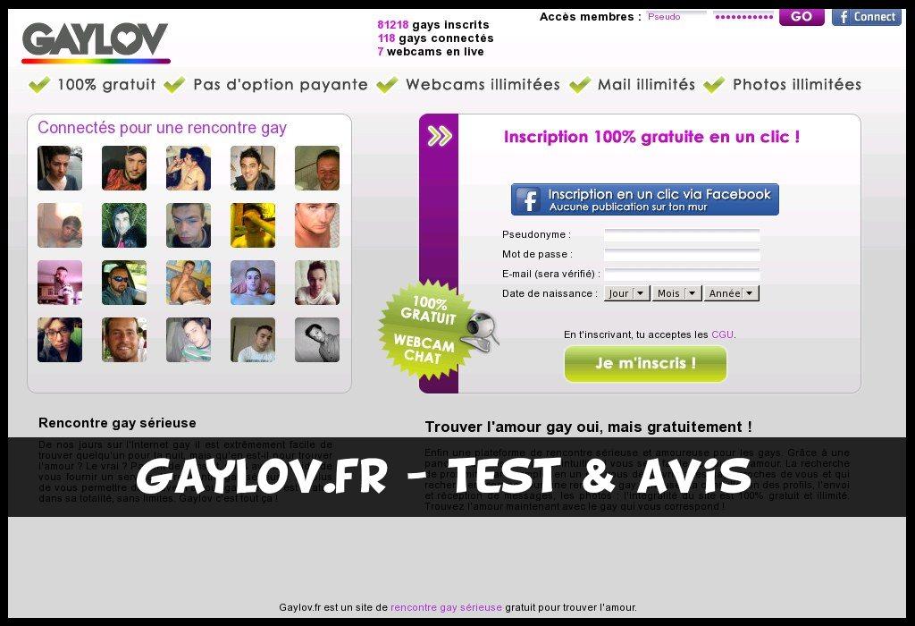 GayLov - Test & Avis