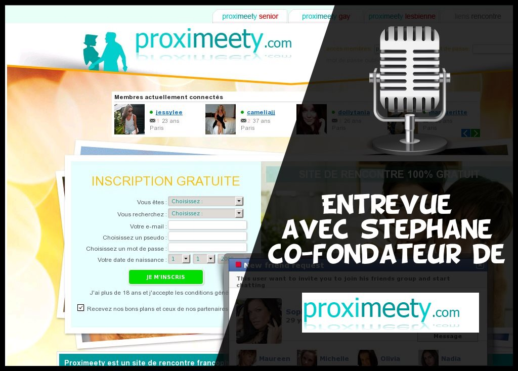 proximeety - interview co-fondateur
