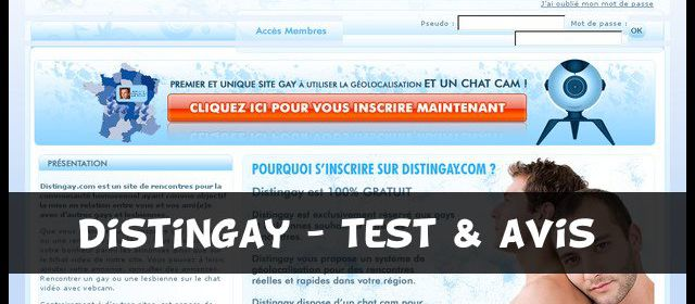 Distingay - Test & Avis