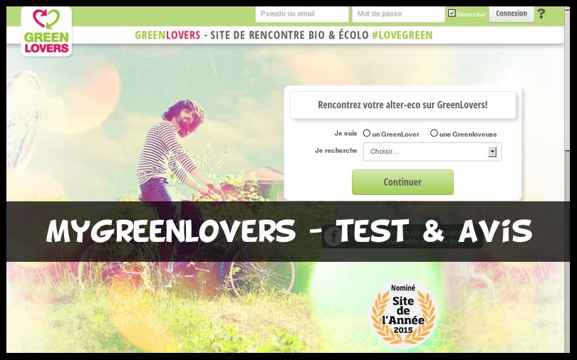 Mygreenlovers - Test & Avis