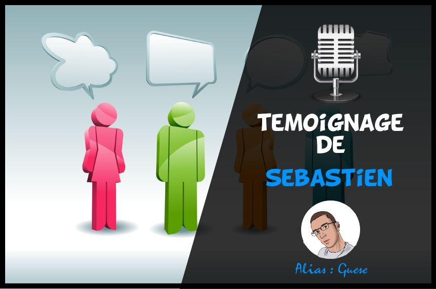 Témoignage Site de Rencontre - Sebastien Alias Guese