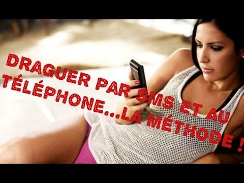 Chauffer une femme par texto