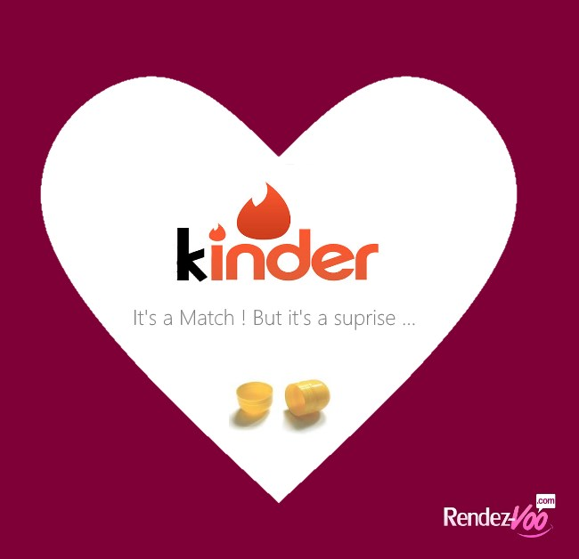 Application rencontre kinder