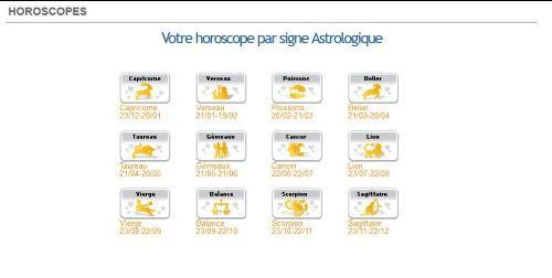Oulfa - Horoscope
