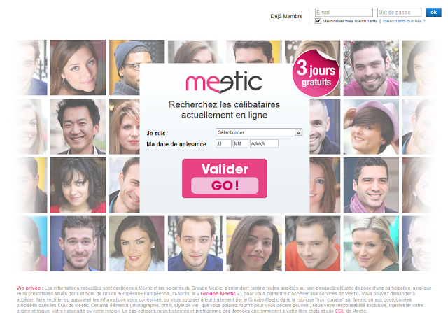 comment draguer et s233duire sur meetic