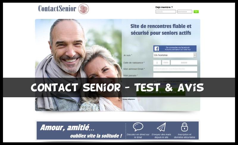 Contact Senior - Test & Avis