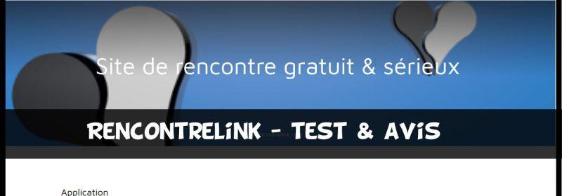 RencontreLink - Test & Avis