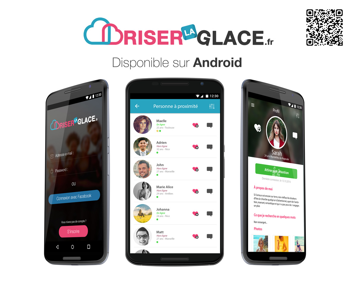 Briser-La-Glace - Application Mobile