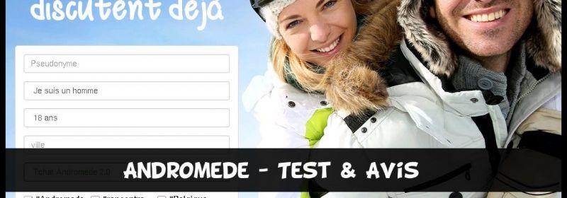 Andromede - Test & Avis