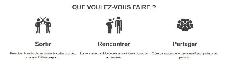Meetropole - Concept