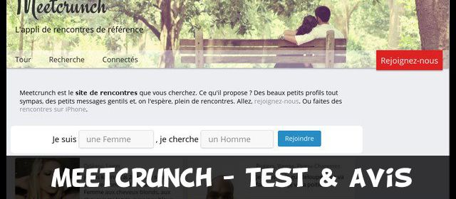 Meetcrunch - test & avis