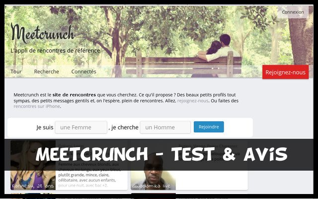 Site de rencontre meetcrunch