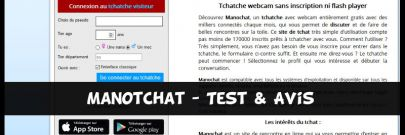 Manochat - Test & Avis