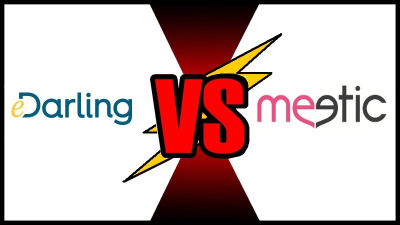 Edarling VS Meetic