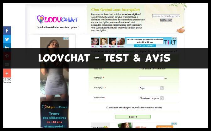 Loovchat - Test & Avis