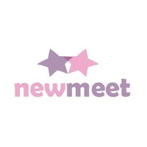 Newmeet app - Logo